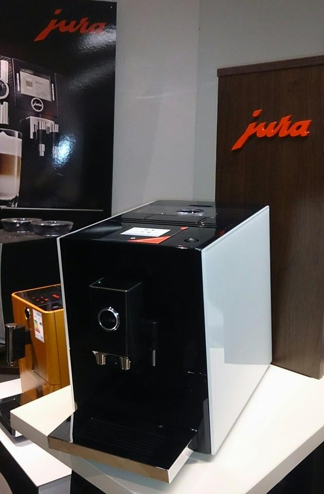 kaffee service kramer jura impressa a9 glas ch. Black Bedroom Furniture Sets. Home Design Ideas
